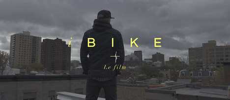 Edgy Urban Cycling Films