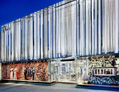 Floral Fairytale Designer Storefronts