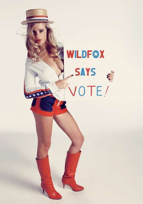 Fashionable Voting Campaigns