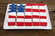 21 Patriotic Ballot Snacks