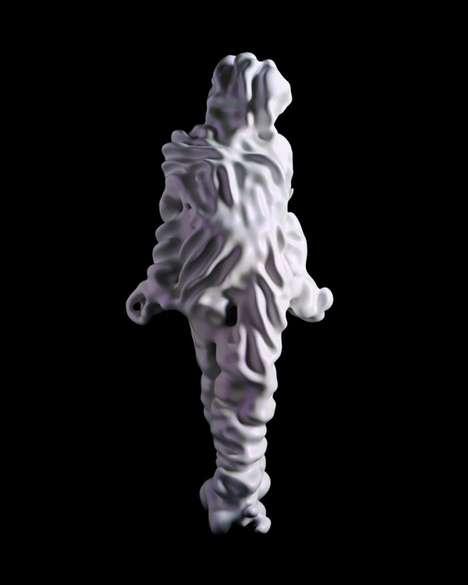 Unformed Figurine Sculptures