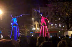 Electric Battle Performances - Belfast Festival 2012 Presents a Tesla Coil Fight
