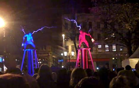 Electric Battle Performances
