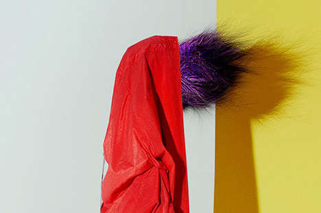 Vibrantly Bizarre Lookbooks