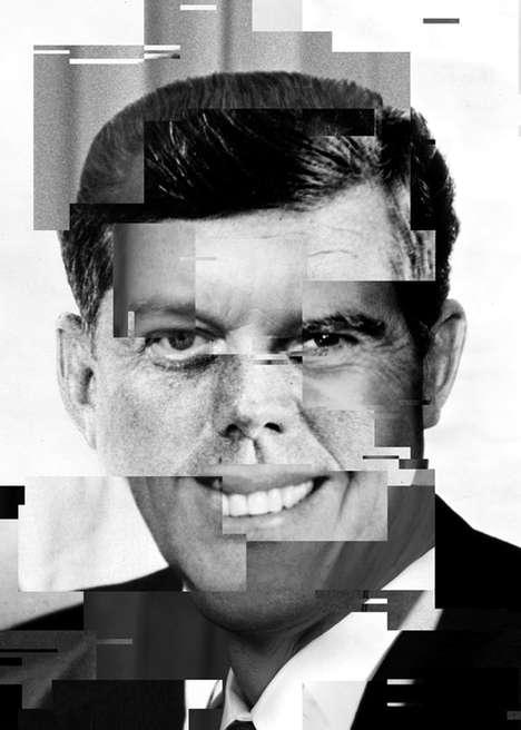 Presidential Portrait Mashups