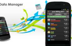 Data-Tracking Mobile Apps - Monitor Your Usage and Save Money with iNetUsage