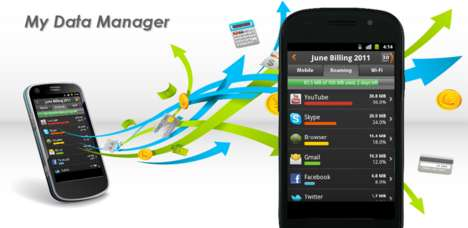 Data-Tracking Mobile Apps