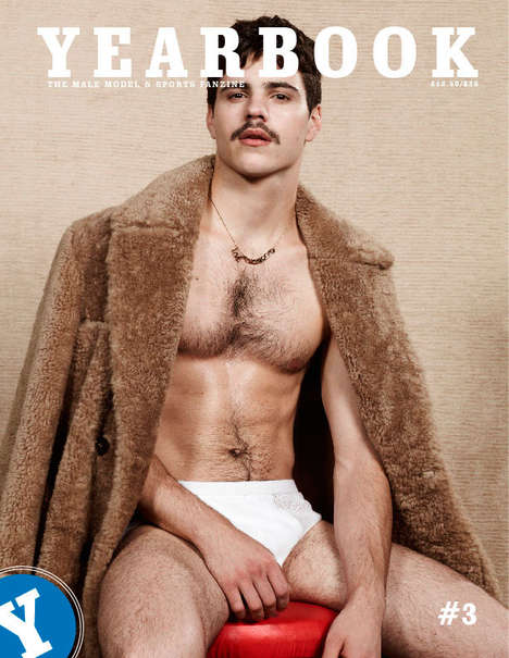 Steamy Movember Covers