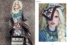 Glam Gypsy Editorials