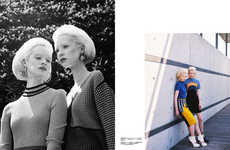 Couture Clone Captures - The Ones 2 Watch Modernism Editorial Channels a 60s Inspiration