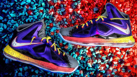 The Custmozied Nerf Lebron X Will Bring Back Childhood Memories