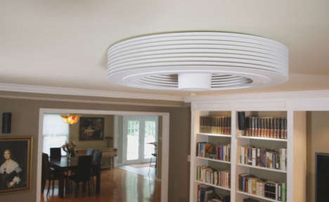 Bladeless Ceiling Air-Coolers