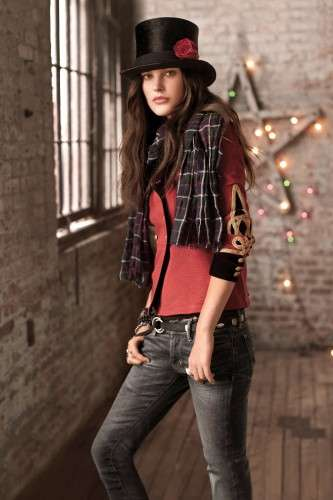 Plaid-Inspired Campaigns