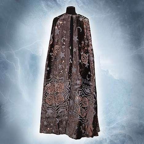 Wizard-Concealing Cloaks