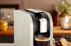 Barista-Quality Beverage Makers
