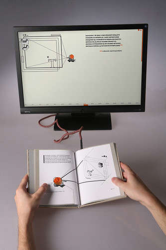 Hybrid Electronic Books
