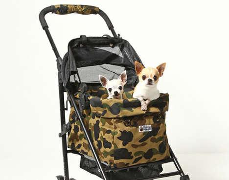 Designer Pooch Strollers