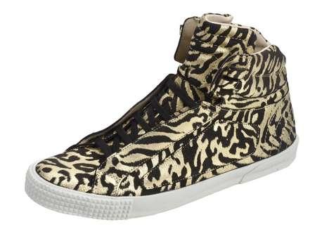 Fiercely Luxe Footwear