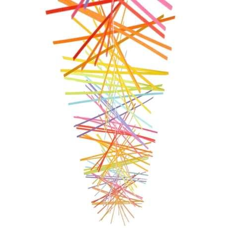 Suspended Rainbow Decor