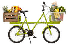 Cargo-Carrying Bicycles