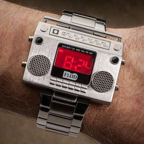 Old School Soundtrack Watches