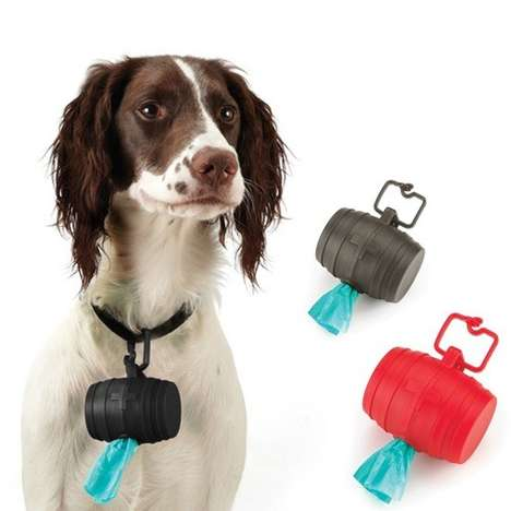 Pet-Held Waste Pouches