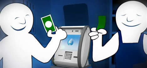 Cashless ATMs