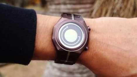 Simplistic Intuitive Timepieces