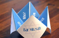 Educational Religious Fortune Tellers - The Bar Mitzvah Fortune Teller Teaches Children Religious Fa