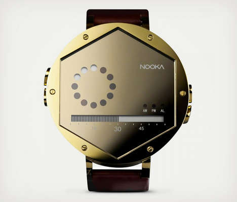 The NOOKA Zex Watch is Geometric Elegance in a Tidy Package