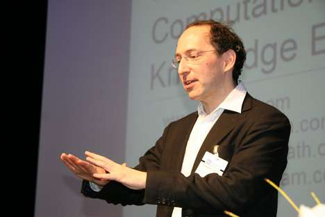 Conrad Wolfram Keynote Speaker