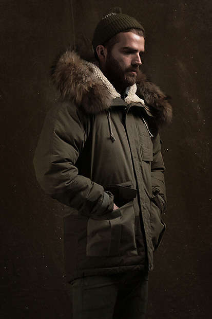 Soviet-Inspired Winter Wear - The Espionage Fall/Winter Lookbook is Cold War-Themed
