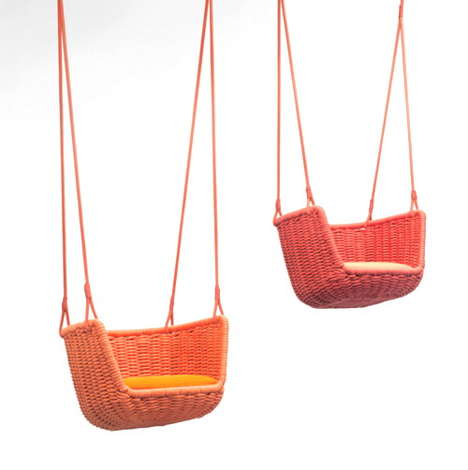 Suspended Garden Chairs