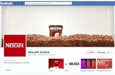 Real-Time Coffee Product Promos - Nescafe Trades Beans for Likes in Creative Facebook Campaign