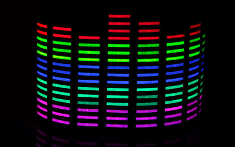 Sound-Displaying Decals