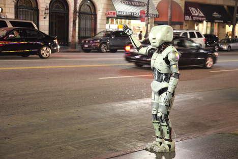 Elaborate Robot Hoaxes