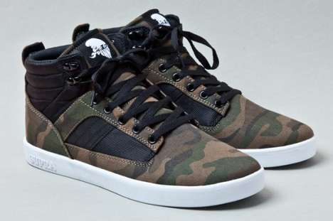 Hip-Hop Bandit Sneakers