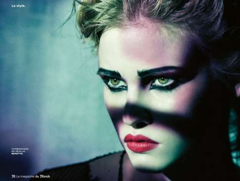 Mysteriously Moody Editorials