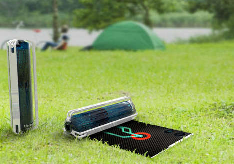 Futuristic Outdoor Appliances