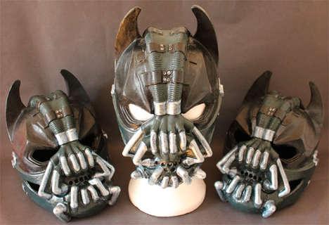 Hero-Villain Hybrid Art