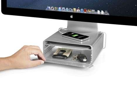 Desktop Storage Stands