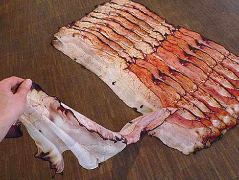 Delicious Bacon Scarves