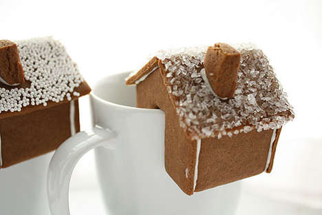Petite Gingerbread Perchers
