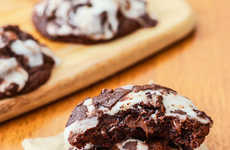 Peppermint Patty Cookies - Enjoy Classic York Mints with These Sallys Baking Addiction Biscuits