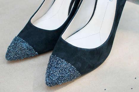 DIY Caviar-Capped Kicks