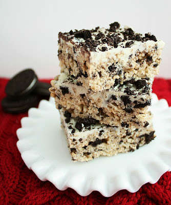 Cookies and Cream Rice Krispies