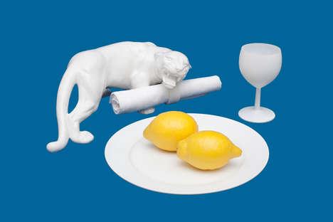 Beastly Porcelain Tableware