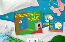 Interactive Children's Book Apps - The 'Goodnight Moon' App Recreates an Iconic Story for Kids