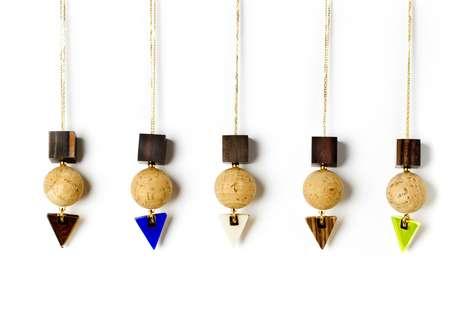 Triangular Trinket Collections