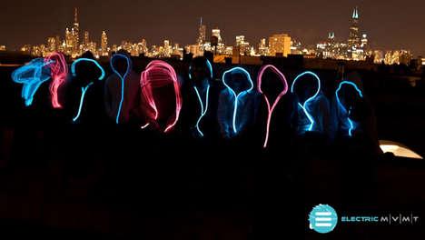 Wireless Neon Sweaters